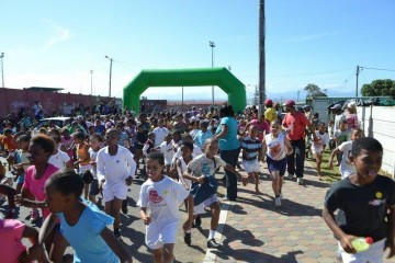 PetroSA Marathon and Development Run