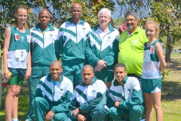 SA Road Race Walking Championships