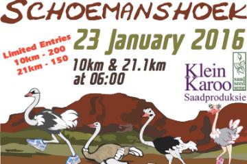 Schoemanshoek Run