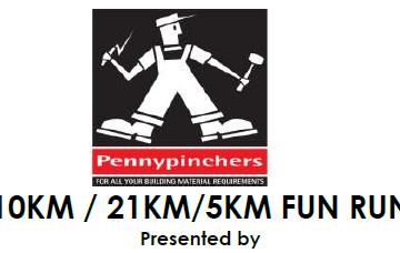 Pennypinchers 10km, 21km & 5km