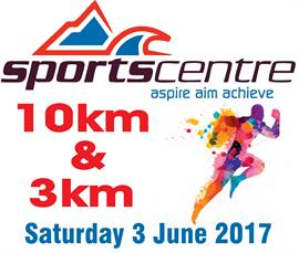 Sportscentre 10km & 3km