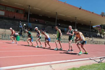 Track and Field Athletics Oudtshoorn 2017