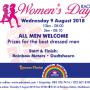Women's Day Race