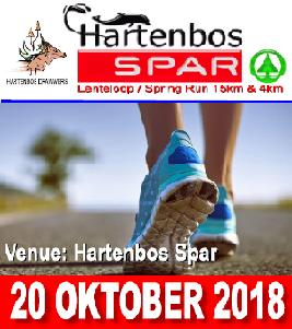 Hartenbos Spar Spring Run