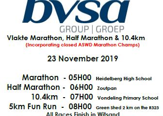 Vlakte Marathon